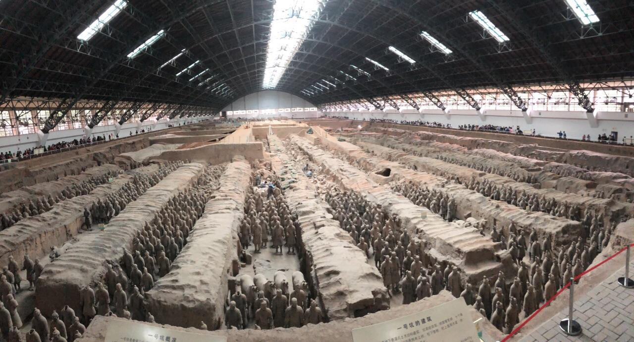 terracotta warriors museum
